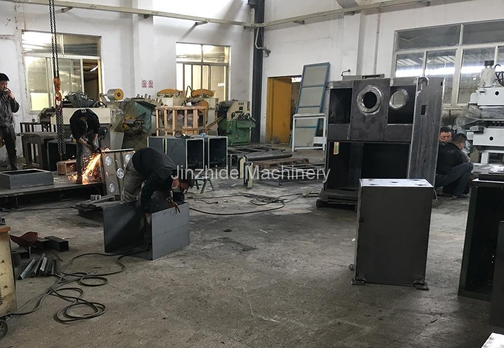 CNC Machining of Punch feeder