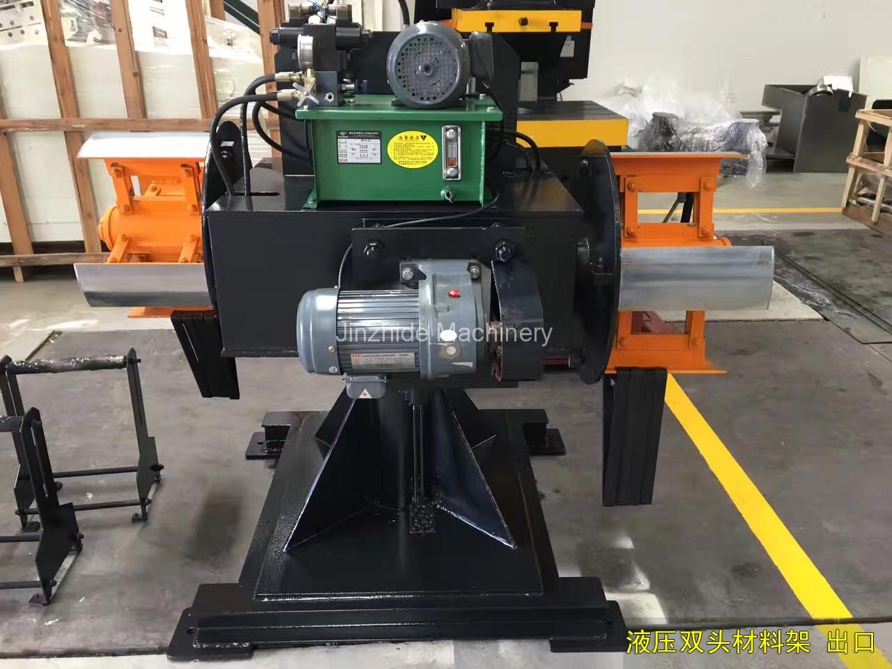 Chinese punch feeder industry