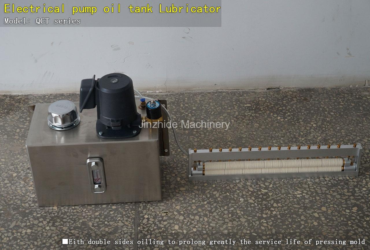 Electrical-pump-oil-tank-Lubricator