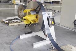 Heavy Uncoiler Machine