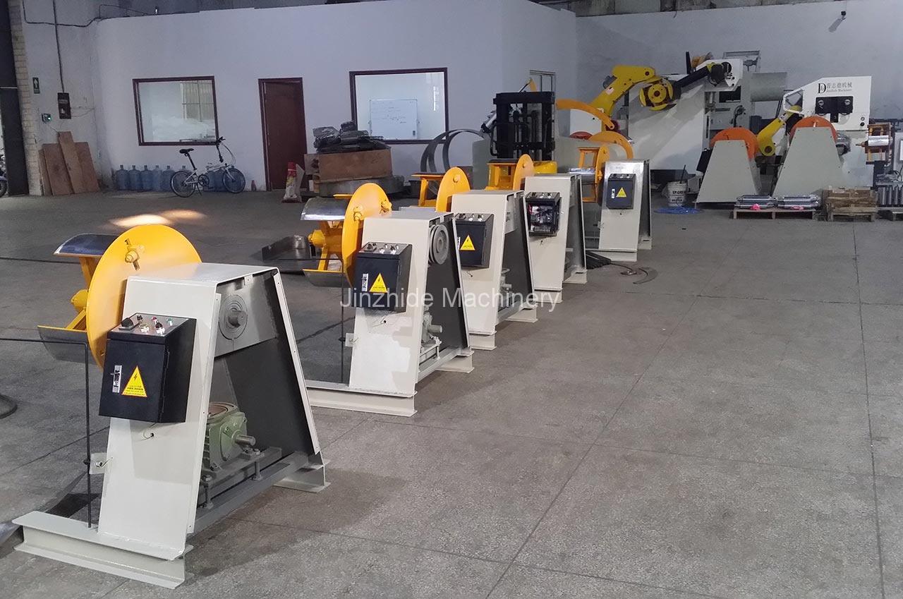 Heavy-Uncoiler-Machine-Production