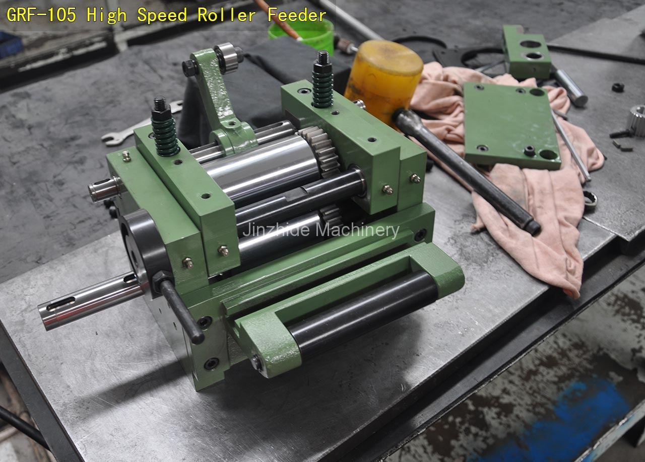 High-Speed-Roller-Feeder-assembly