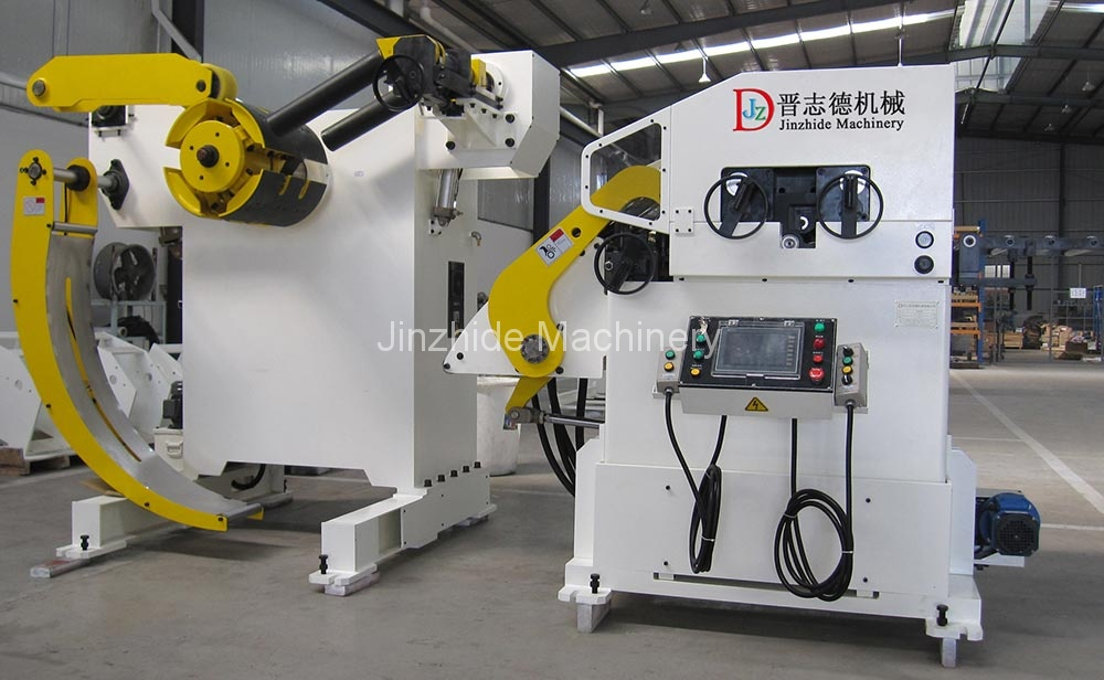 High tension coil feeder