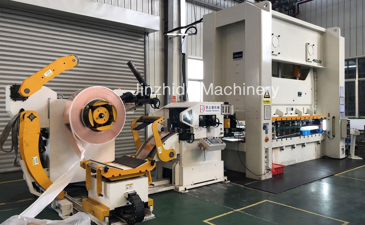 Medium plate Coil Processing line