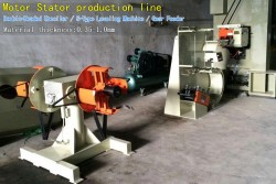 Motor Stator production line