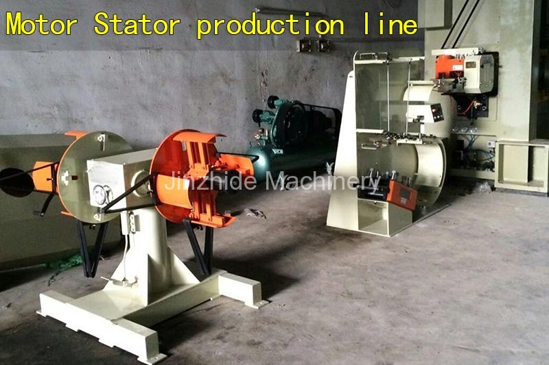 Motor-Stator-production-line