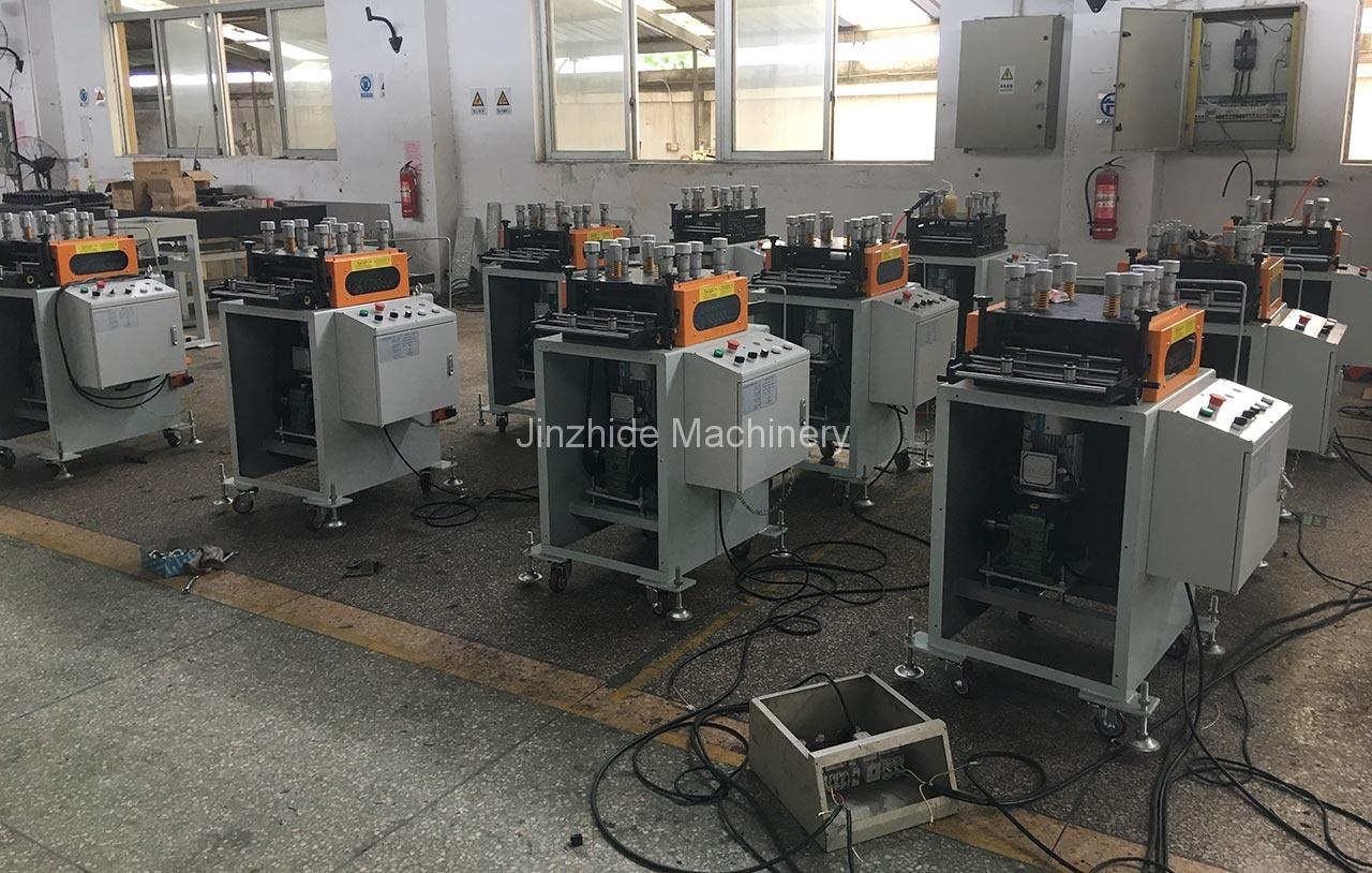 Precision Straightener processing