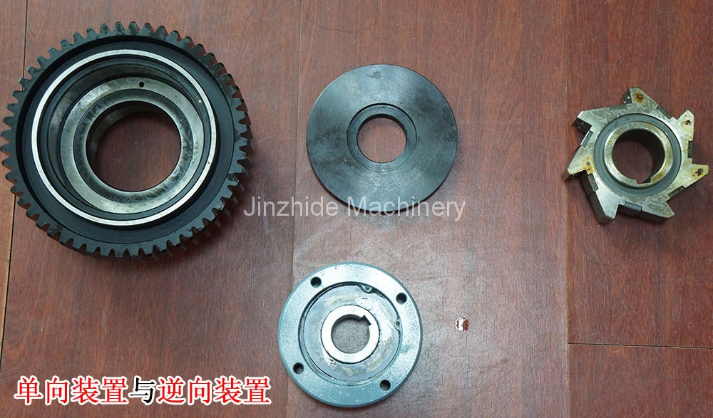 Roller-feeder-core-components