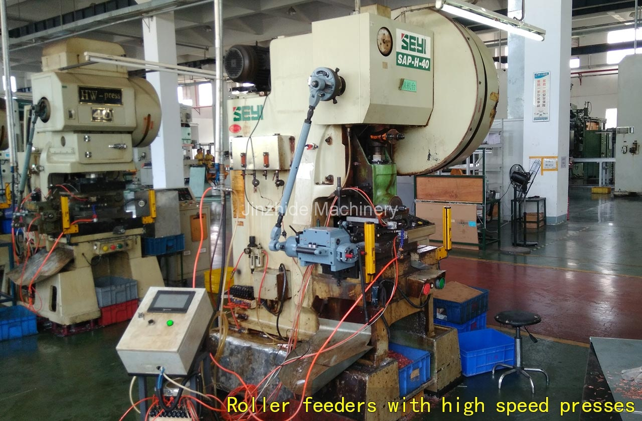 Roller-feeders-with-high-speed-presses