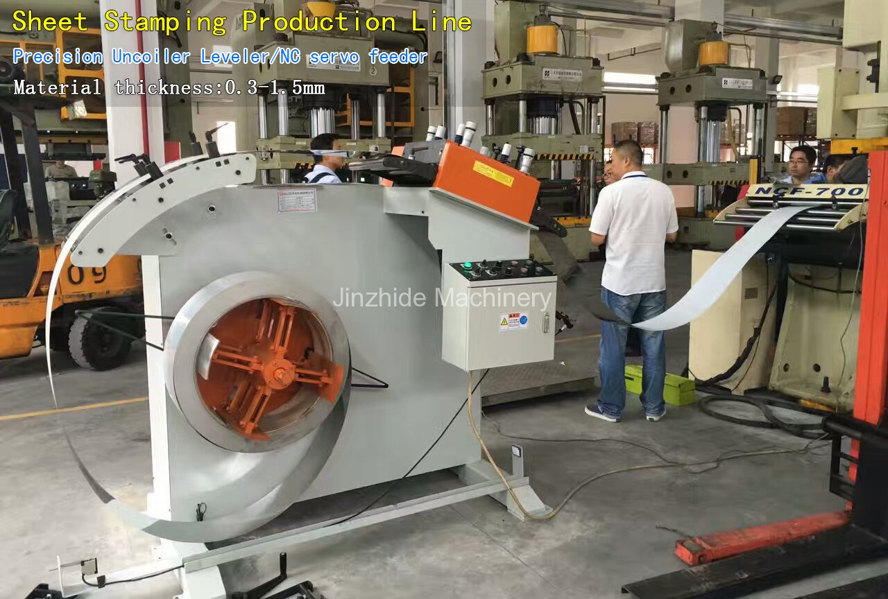 Sheet-Stamping-Production-Line