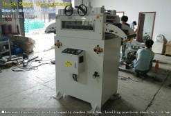 Thick Sheet Straightener Machine