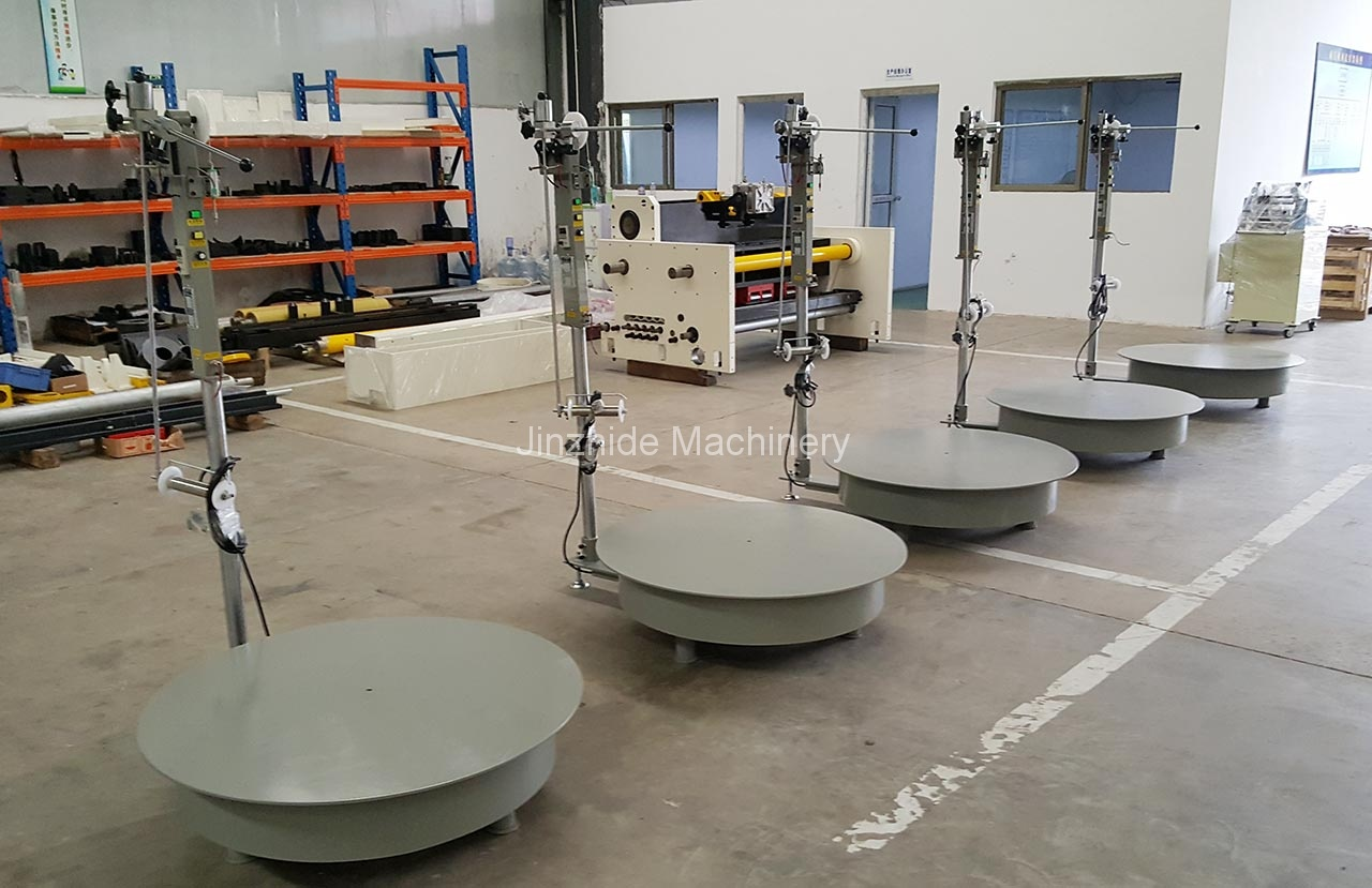 electronic-flat-uncoiler-production