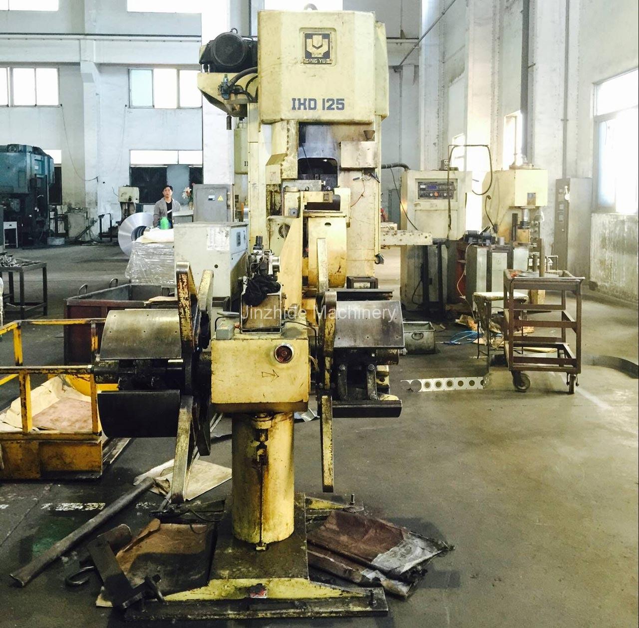 high-speed leveling machine