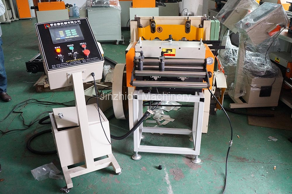 plate shears Servo Roll Feeder