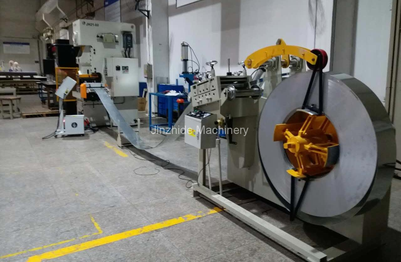 punch feeder equipment