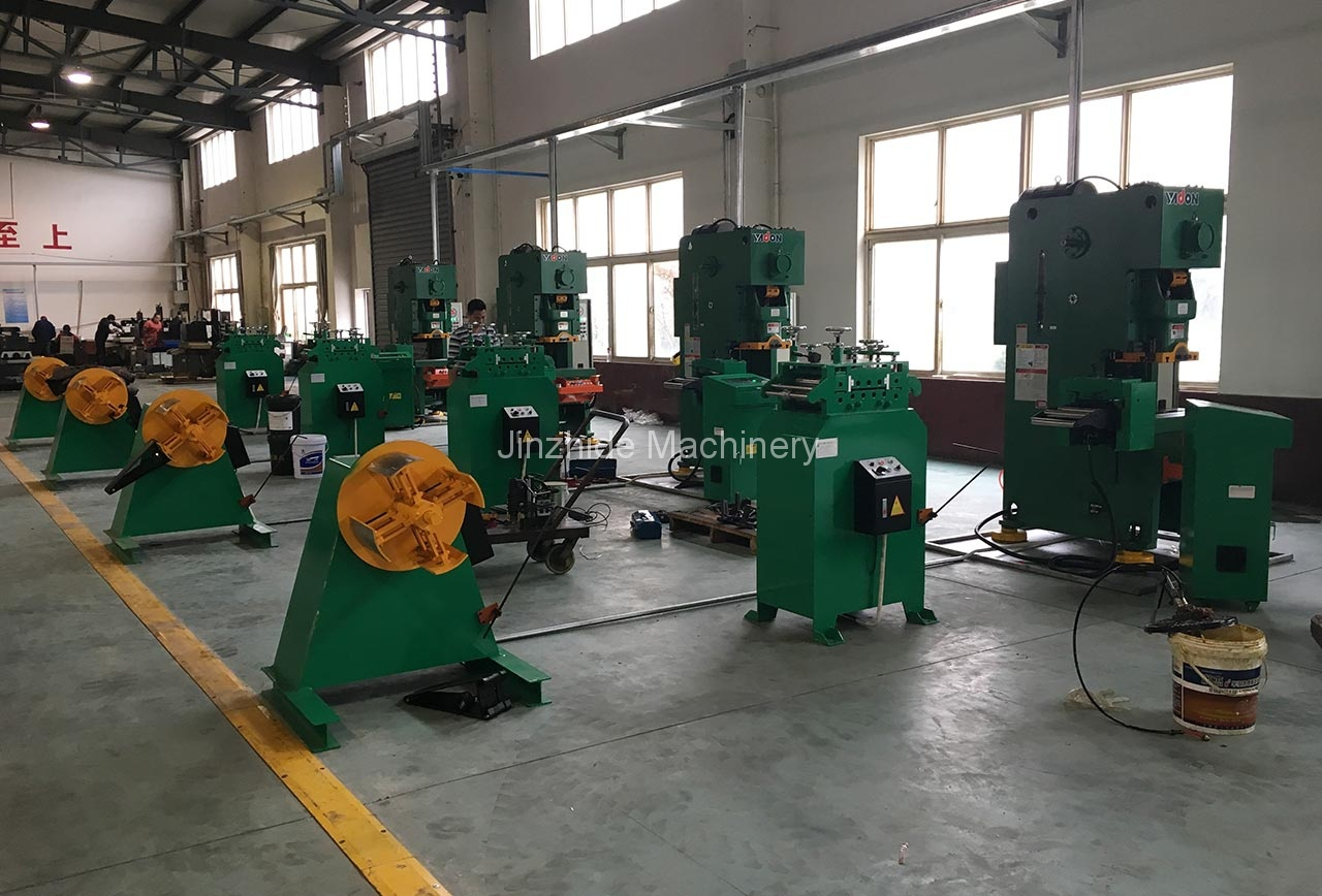 punch feeder factory
